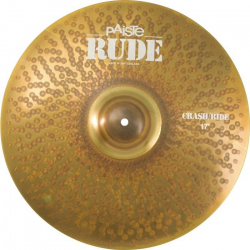 """RUDE CRASH-RIDE 17"""" RCCRC17"""