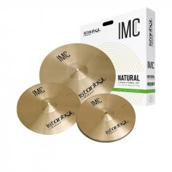 IMC-3 NATURAL SET PIATTI