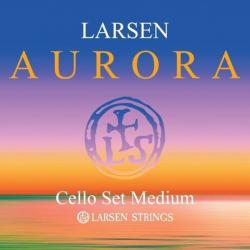 SET CELLO AURORA 4/4 MEDIUM