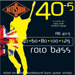 RB40-5 ROTO BASS MUTA 5...