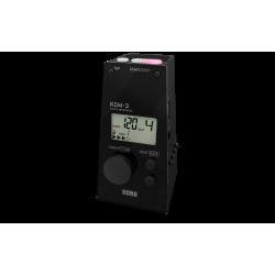 KDM-3-BK METRONOMO DIGITALE