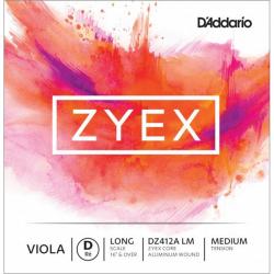 D'ADDARIO DZ412A MM ZYEX...