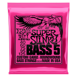2824 SUPER SLINKY (5 corde)...