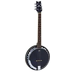OBJE350/6-SBK Banjo 6 corde