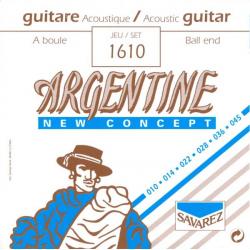 1610 ARGENTINE BALL END...